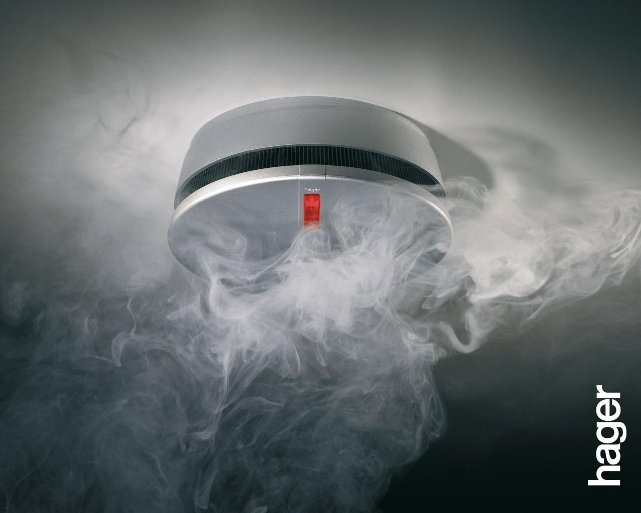 rookmelder van hager
