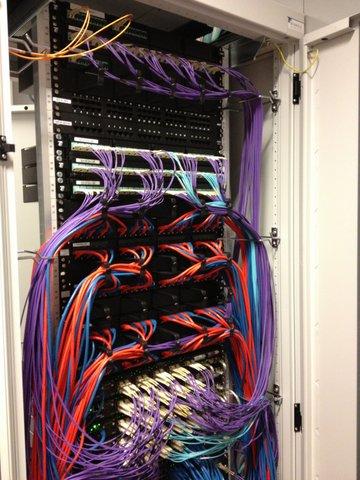 Datanetwerken, glasvezel, datanetwerk