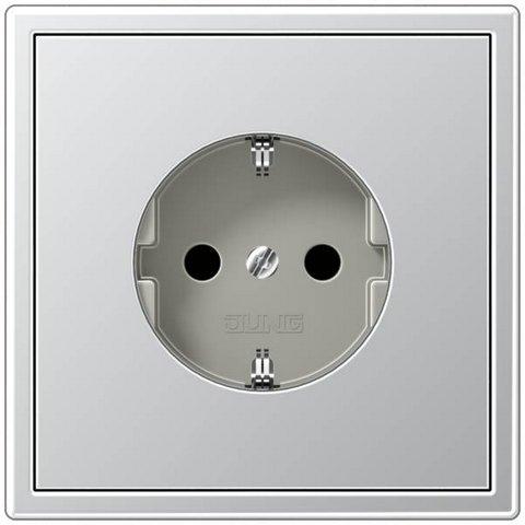 Jung LS990 aluminium